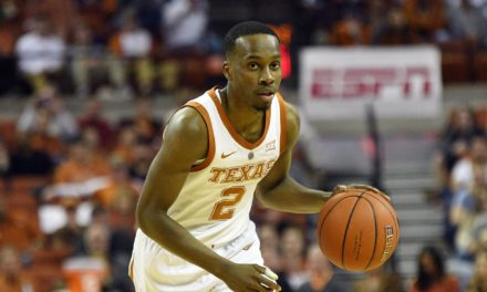 Matt Coleman III Ready to Chase Big 12 Title in Senior Year at Texas