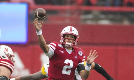 Film Review: Nebraska QB Adrian Martinez — Part II