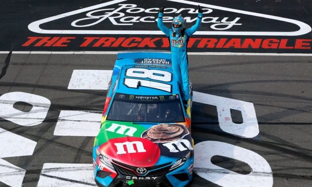 Preview: Drivers Prepare for Busy Weekend at Pocono