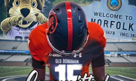 Three-Star Eades Commits To ODU