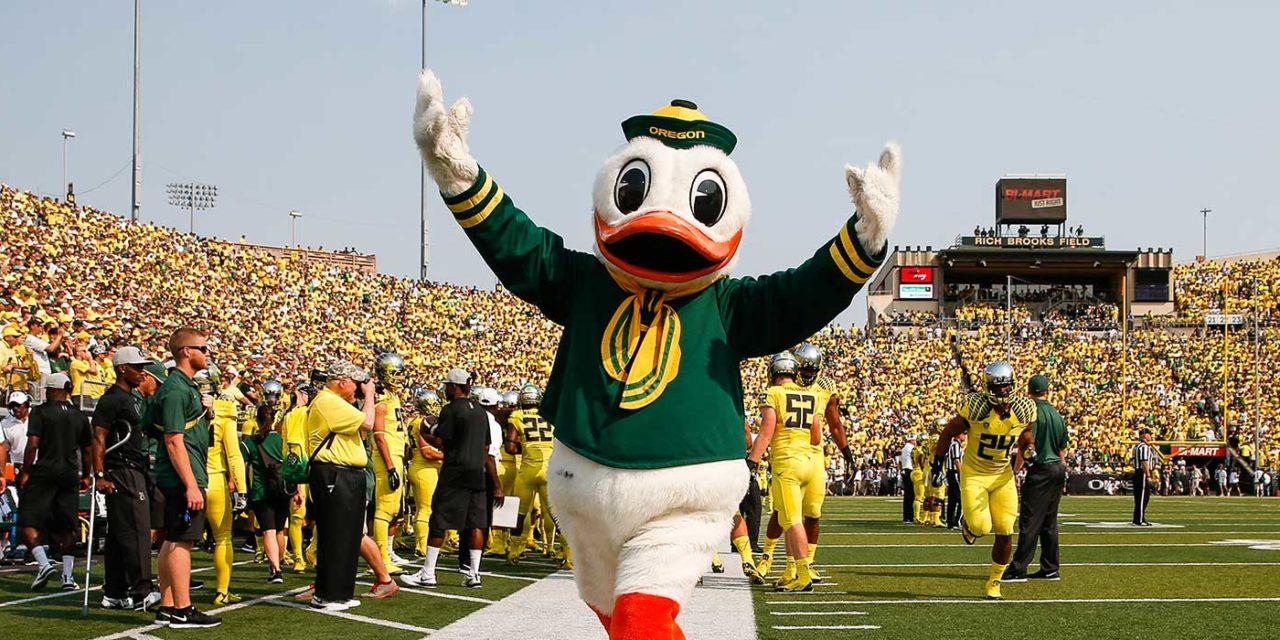Isaiah Brevard is an Oregon Duck