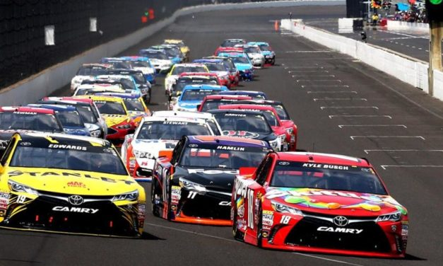 Preview: Brickyard 400