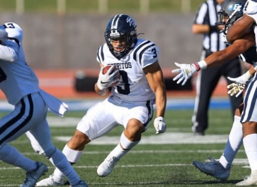 Hinckley Ropati: Thankful for the Journey from Cerritos to BYU