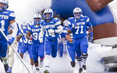 Breaking: Hampton Cancels Fall Sports, Week 2 Contest at ODU