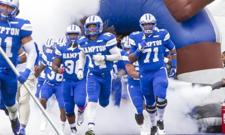Breaking: Hampton Cancels Fall Sports, Week 2 Contest at ODU