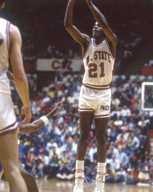 NC State Basketball All-Decade Team, 1990's