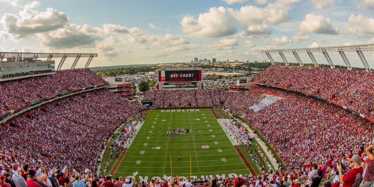 Top 15 College Football Game-Day Experiences — Part I