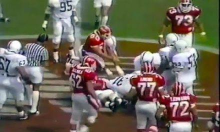 CFB Flashback: 35-Year Anniversary — Late Fumble Dooms Maryland vs. Penn State