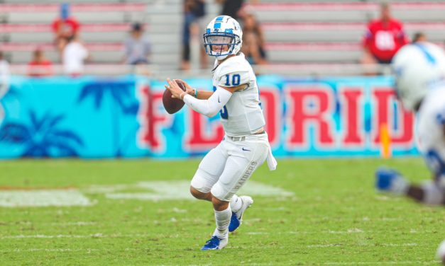 From JUCO to Middle Tennessee: QB Asher O'Hara's Unexpected Journey to Stardom