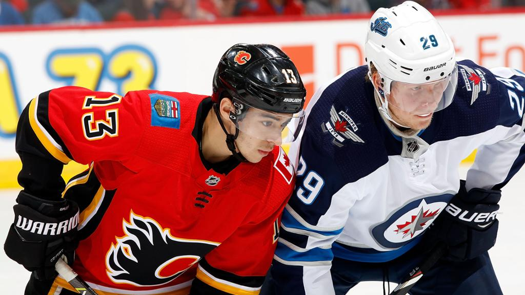 NHL West Qualifier Preview: Calgary Flames vs. Winnipeg Jets