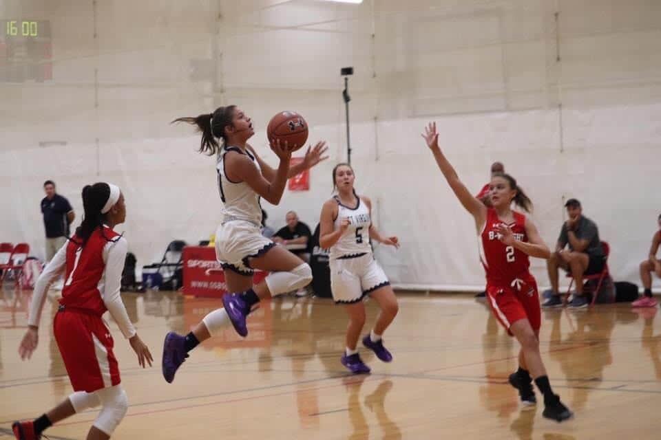 Hayden Barrier: Future Miss Basketball?