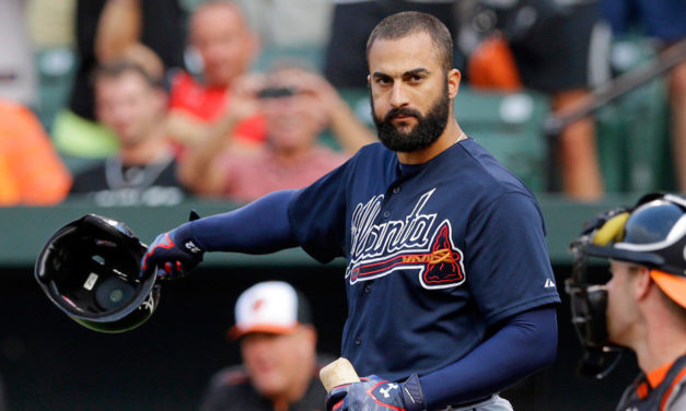 Former All-Star Markakis to Rejoin Atlanta Braves
