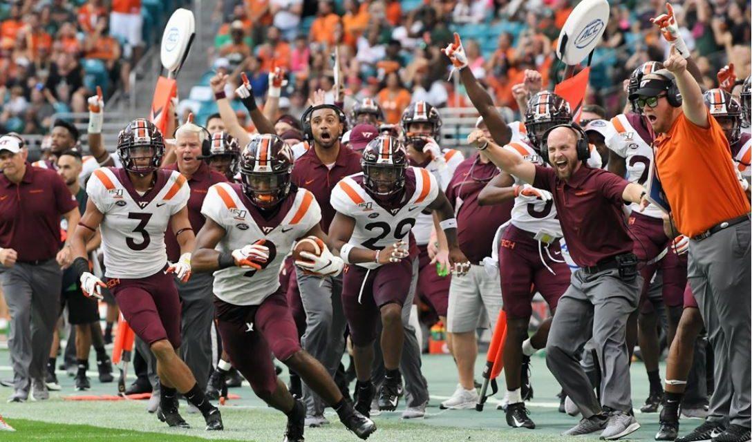 Virginia Tech Football Revised 2020 Predictions Fifth Quarter