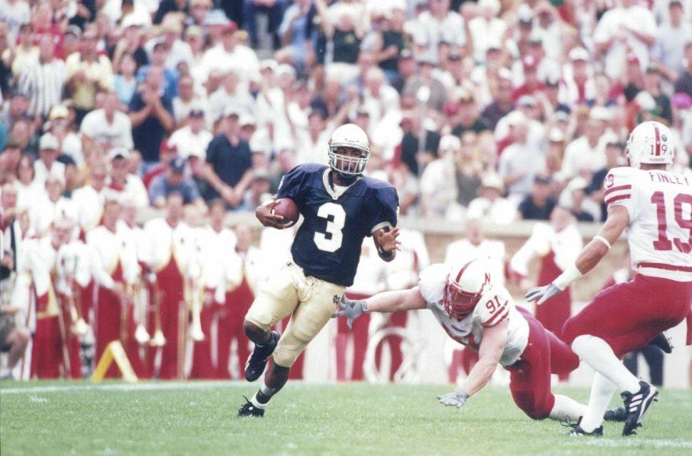 CFB Flashback: 20-Year Anniversary — No. 1 Nebraska Holds Off Notre Dame in Overtime