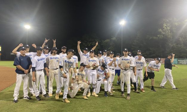 Greenbrier Knights Take Tidewater Collegiate Summer League Title