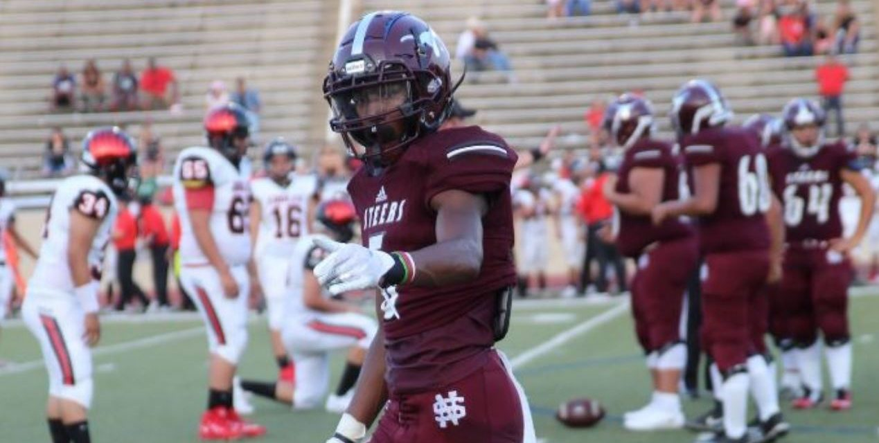 Catching Up With Virginia Tech WR Commit Da'Wain Lofton