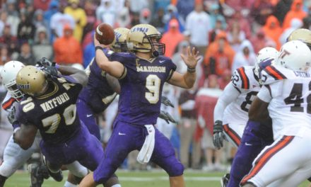 CFB Flashback: 10-Year Anniversary — James Madison Stuns Virginia Tech