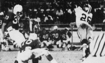 50-Year Nole Anniversary: JT Thomas Breaks FSU Football Color Barrier, Preserves Win Over Louisville