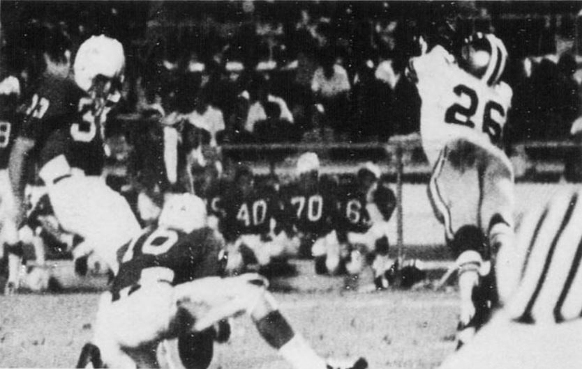 50-Year Nole Anniversary: JT Thomas Breaks FSU Football Color Barrier, Preserves Win Over Louisville