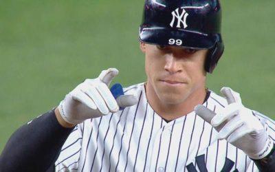 New York Yankees Early Season Team Awards