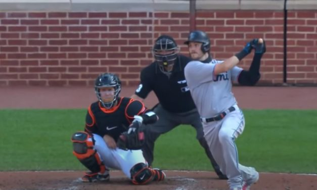 Miami Marlins Monday: Aug. 10, 2020 — Miami Returns from COVID-19 Layoff with Sweep of Orioles
