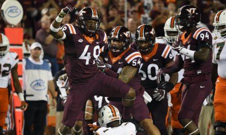 Virginia Tech's Top Home Wins of Fuente Era — No. 4: Hokies Top Miami in Thursday Night Showdown