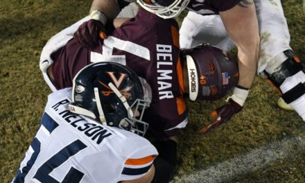 Virginia Tech's Top Home Wins of Fuente Era — No. 2: Hokies Make it 15 Straight Over Virginia, Preserve Bowl Streak