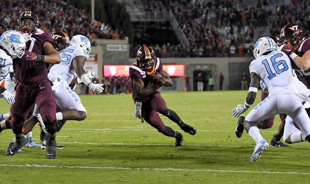 Virginia Tech's Top Home Wins of Fuente Era — No. 1: Hokies Outlast North Carolina in Six Overtimes