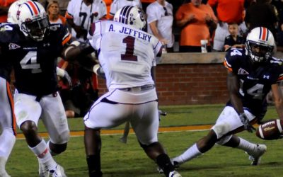 CFB Flashback: 10 -Year Anniversary — Auburn Uses Late Picks to Seal Comeback vs. South Carolina