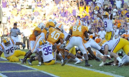 CFB Flashback: 10-Year Anniversary — LSU Tops Tennessee in Bizarre Finish
