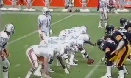 35-Year Phiniversary: Hampton's Late TD Lifts Dolphins Past Steelers