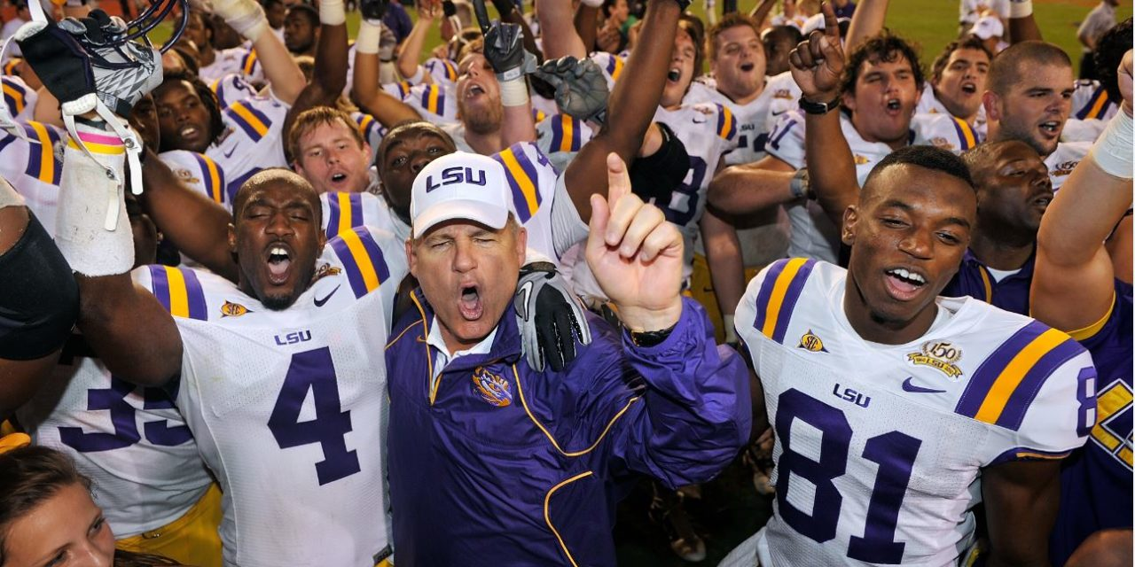 CFB Flashback: 10-Year Anniversary — Fake FG Aids LSU's Last-Second Win Over Florida