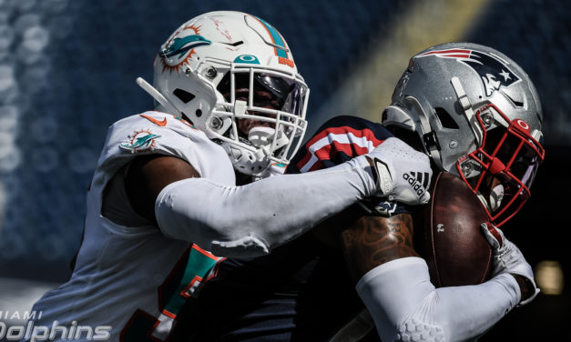 The Good, the Bad and the Dolphins: Week 1, 2020 — Patriots More Physical Than Dolphins in Foxborough