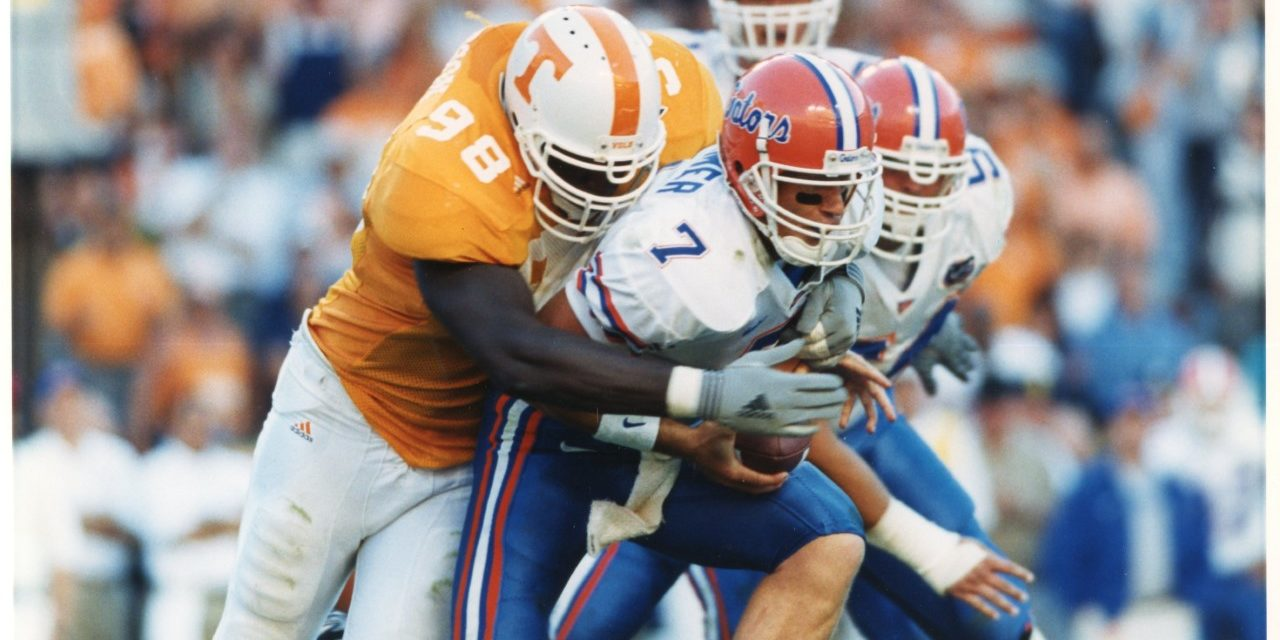 CFB Flashback: 20-Year Anniversary — Jabar Gaffney's Controversial TD Lifts Florida Past Tennessee