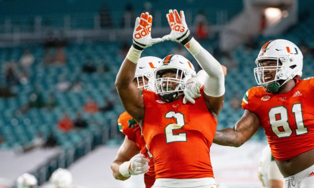 Florida Football Friday: Miami Visits Louisville in Top-20 Showdown