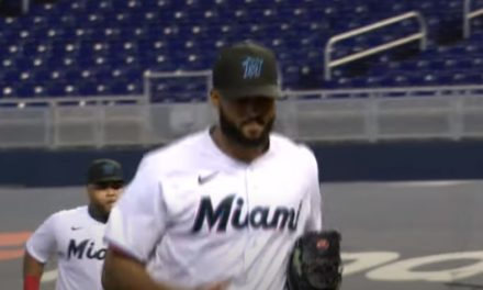 Miami Marlins Monday, Sept. 21, 2020: Marlins Enter Final Week In Line for Playoff Berth