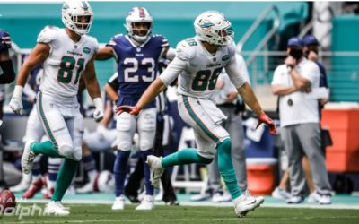 The Good, the Bad and the Dolphins: Week 2, 2020: Rally Falls Short in Loss to Buffalo