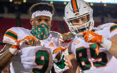 FQ's Team of the Week — Week 3, 2020: Miami
