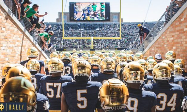 BREAKING: Notre Dame-Wake Forest Postponed