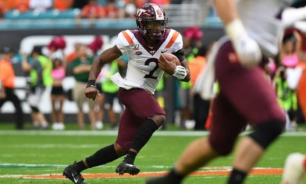 BREAKING: Virginia Tech QB Hendon Hooker Out For NC State Game