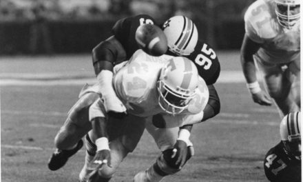 CFB Flashback: 30-Year Anniversary — Auburn Rallies to Tie Tennessee in Top-5 Match-Up