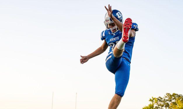 Meet Brock Funk: Central Arkansas' Newest Kicker Commit