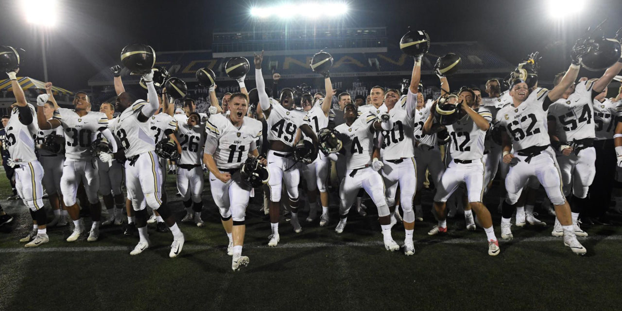 Sprint Football: Army vs. Navy — Things to Watch