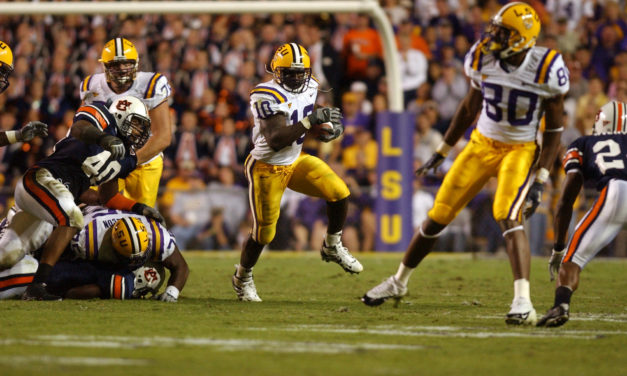 CFB Flashback: 15-Year Anniversary — LSU Uses Overtime to Snap Auburn's 16-Game SEC Winning Streak