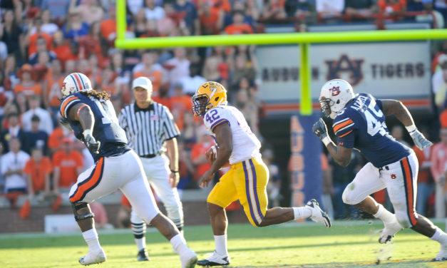 CFB Flashback: 10-Year Anniversary — Auburn Slips Past LSU in Top-10 Showdown