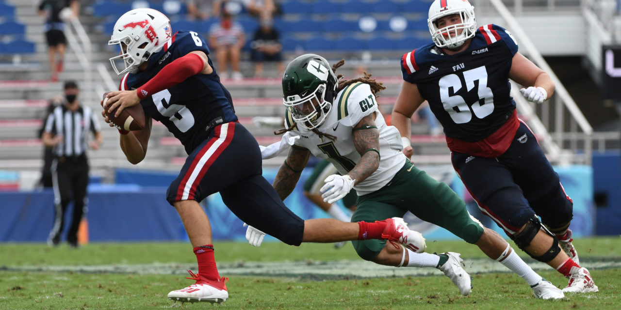 FAU Notebook: Where Things Stand With The QB Competition