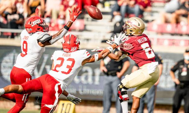 Recap: FSU 41, Jacksonville State 24