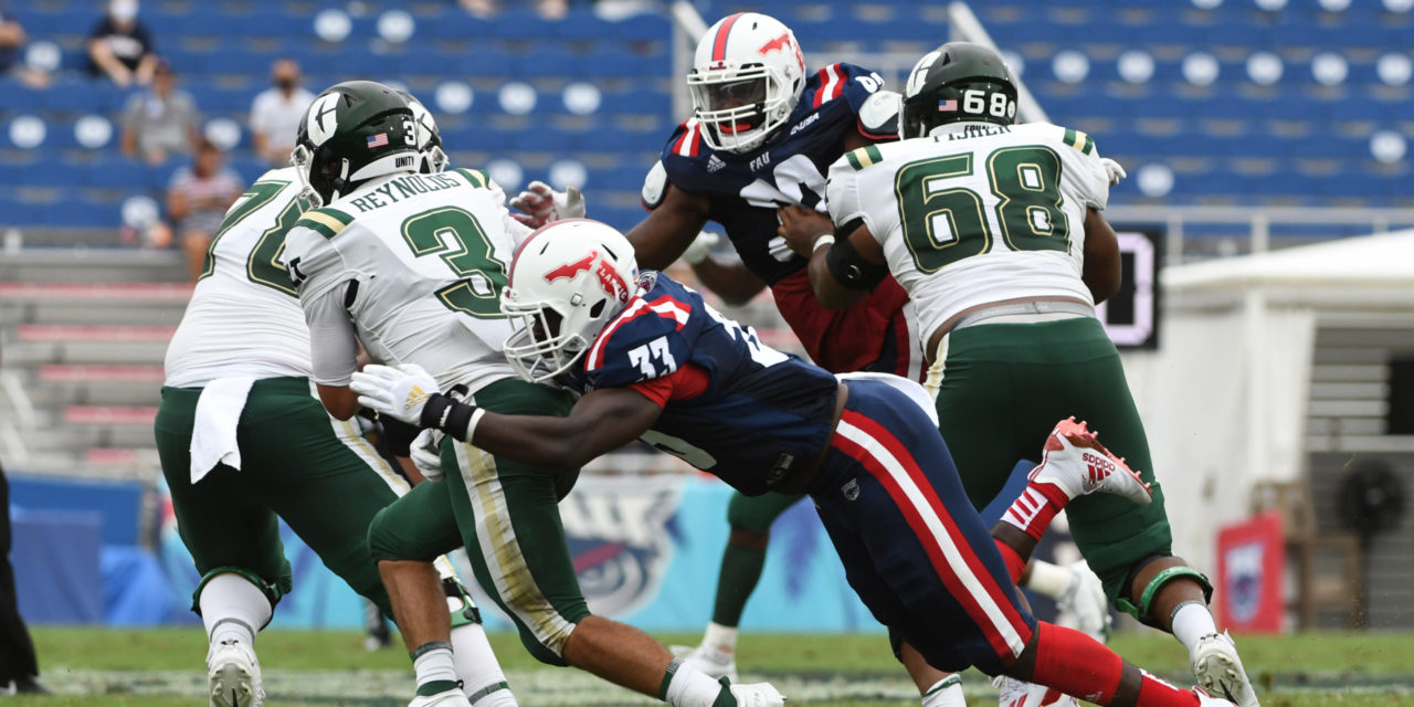 The Biggest Takeaway: FAU Defense Strong in Opening Victory