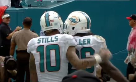 5-Year Phiniversary: Dolphins Score 41 First-Half Points in Rout of Texans