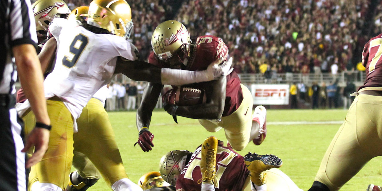 FSU's Top Six Moments vs. Notre Dame
